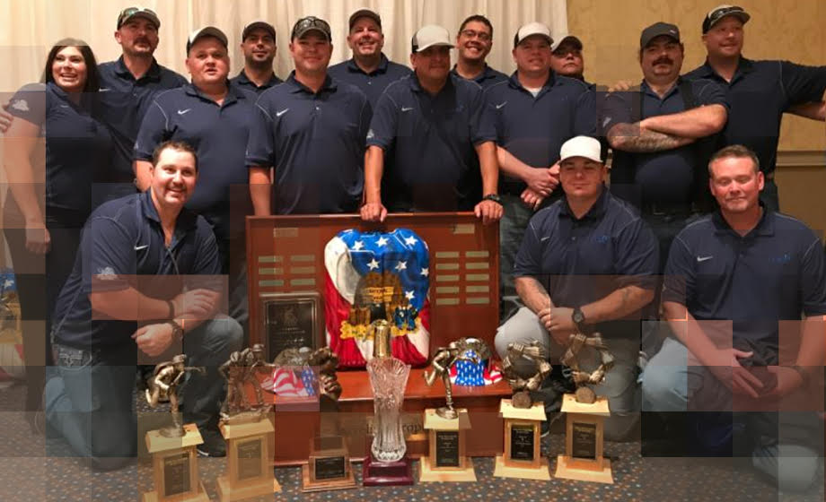 Ciner Wyoming Named 2018 Overall Mine Rescue Champion